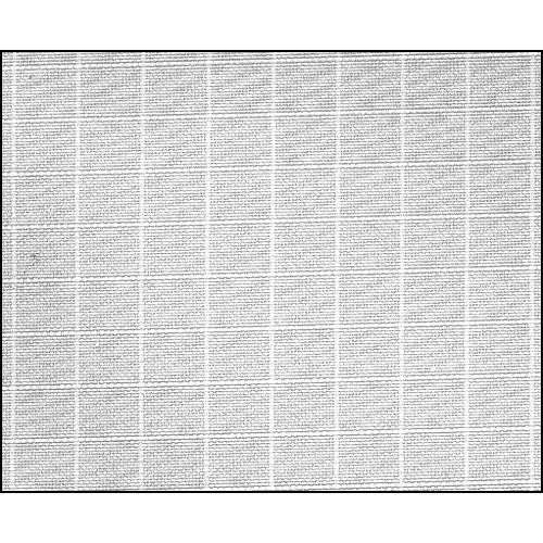 "Rosco RoscoSleeve T5 x 60""(#3064 Silent 1/4 Grid Cloth)"