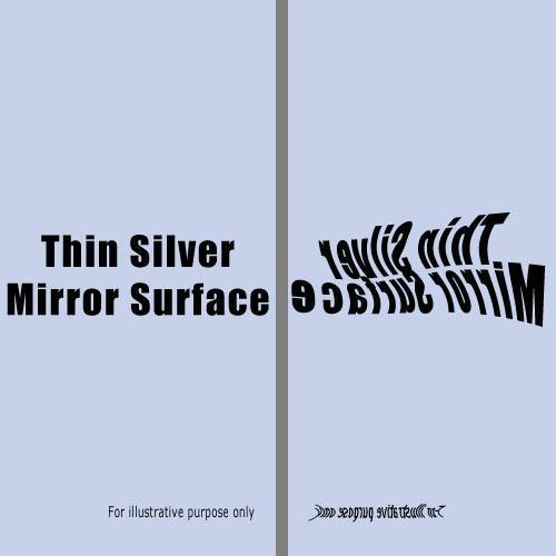 """Rosco RoscoSleeve T5 x 60""""(#3813 Thin Mirror S)"""