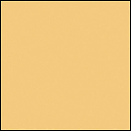 """Rosco Permacolor Glass Filter - Goldenrod - 2x2"""" Square"""