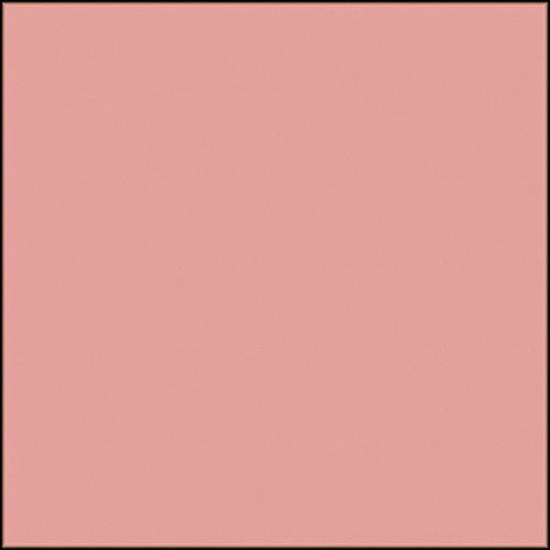 "Rosco Permacolor - Amber Blush - 2x2"" Square"