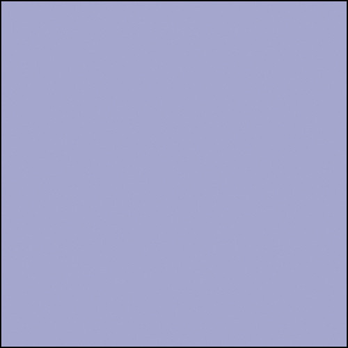 """Rosco Permacolor Glass Filter - Lavender Accent - 8-1/4"""" Round"""