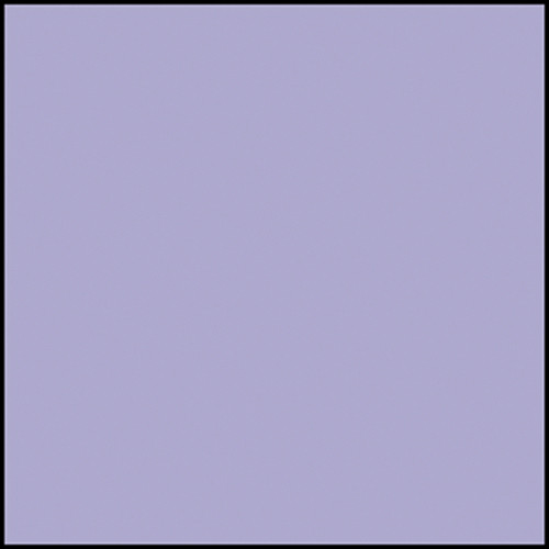 "Rosco Permacolor - Lilac - 8-1/4"" Round"