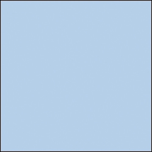 """Rosco Permacolor Glass Filter - Booster Blue - 8-1/4"""" Round"""