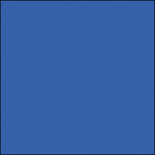 "Rosco Permacolor - Mediterranean Blue - 2x2"" Square"