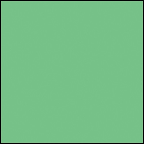 """Rosco Permacolor Glass Filter - Industrial Green - 2x2"""" Square"""