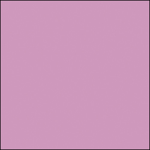 "Rosco Permacolor - Pale Pink - 5-1/4"" Round"