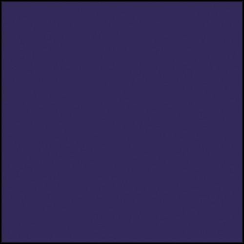 "Rosco Permacolor - Deep Purple - 5-1/4"" Round"