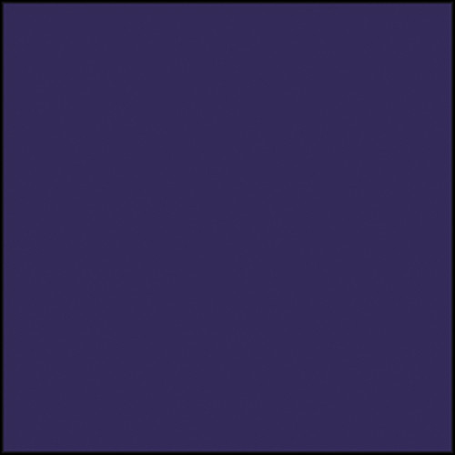 "Rosco Permacolor - Deep Purple - 8-1/4"" Round"