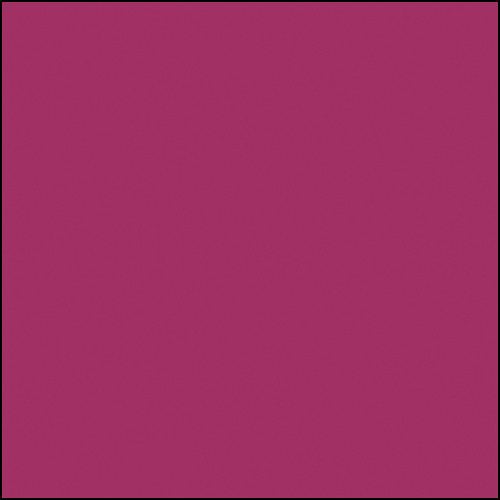 "Rosco Permacolor Glass Filter - Vivid Magenta - 2x2"" Square"
