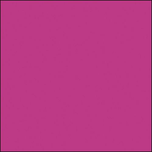 "Rosco Permacolor - Medium Pink - 6.3"" Round"