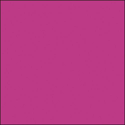 "Rosco Permacolor Glass Filter - Medium Pink - 8-1/4"" Round"