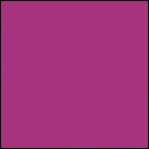 """Rosco Permacolor - Deep Magenta - 8-1/4"""" Round"""