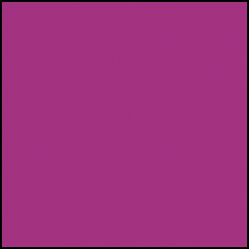 """Rosco Permacolor Glass Filter - Lavender - 6.3"""" Round"""