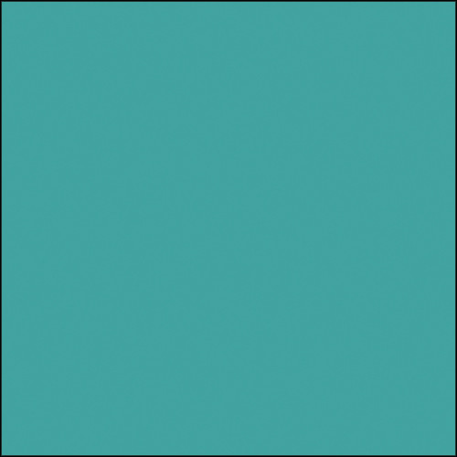 """Rosco Permacolor Glass Filter - Light Blue Green - 5-1/4"""" Round"""