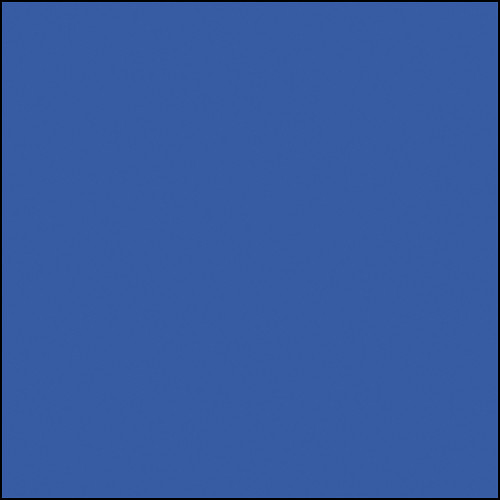 "Rosco Permacolor Glass Filter - Sky Blue - 2x2"" Square"