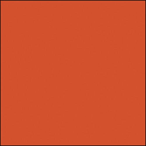 "Rosco Permacolor Glass Filter - Orange - 5-1/4"" Round"