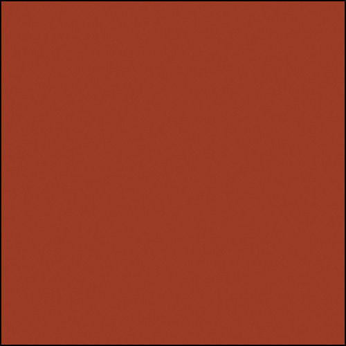 "Rosco Permacolor Glass Filter - Primary Red - 8-1/4"" Round"