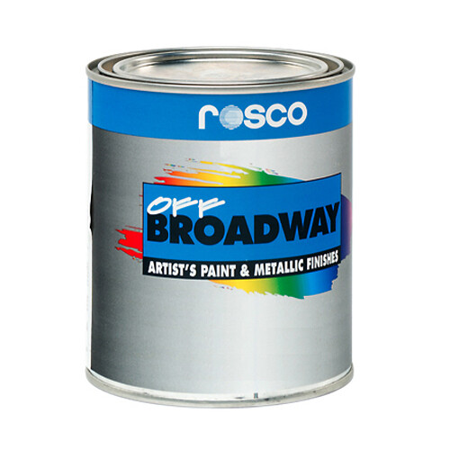 Rosco Off Broadway Paint - Antique Gold - 1 Qt