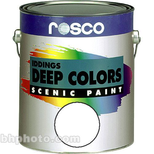 Rosco Iddings Deep Colors Paint - White