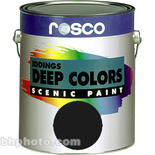 Rosco Iddings Deep Colors Paint - Van Dyke Brown - 1 Gal.