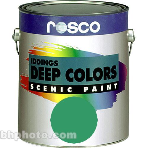 Rosco Iddings Deep Colors Paint - Emerald Green