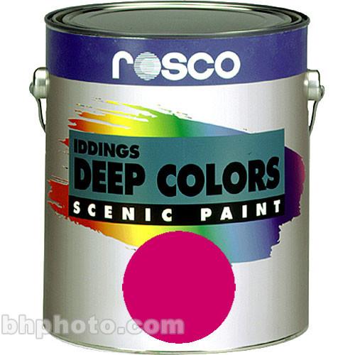 Rosco Iddings Deep Colors Paint - Magenta - 1 Gal.