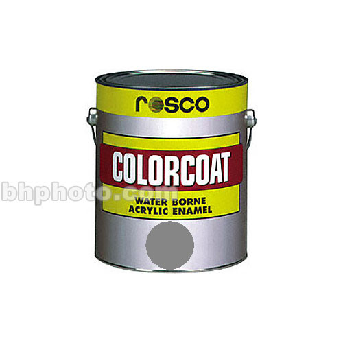 Rosco ColorCoat Paint - Aluminum - 1 Qt.