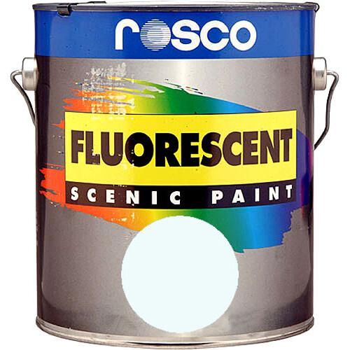 Rosco Fluorescent Paint - Invisible Blue