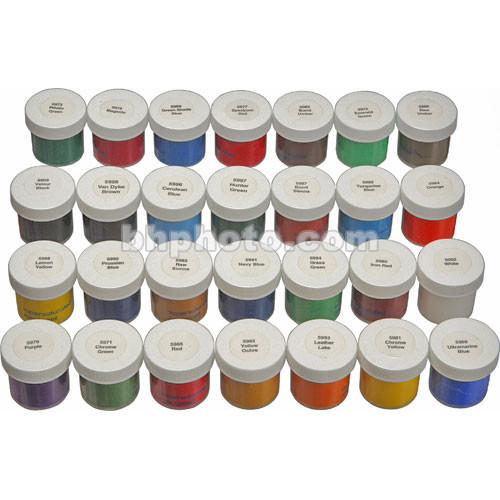 Rosco Supersaturated Roscopaint Test Kit