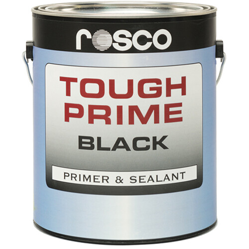 Rosco Tough Prime Black Primer & Sealant (1 Gallon, Eggshell)