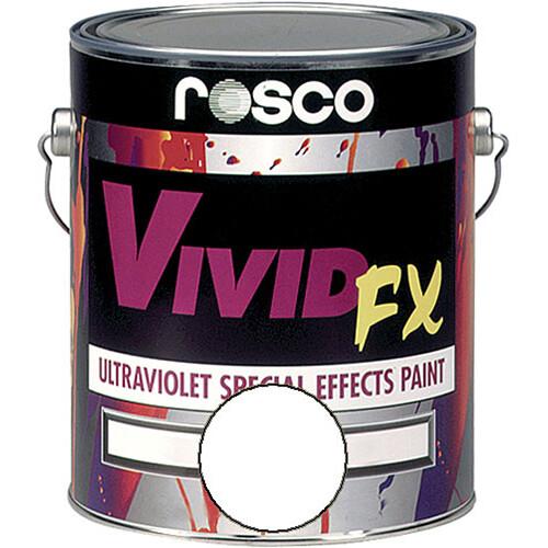 Rosco Vivid FX Paint - Bright White - 1 Pt.