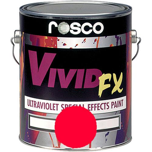 Rosco Vivid FX Paint - Magenta - 1 Pt.