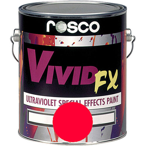 Rosco Vivid FX Paint - Magenta
