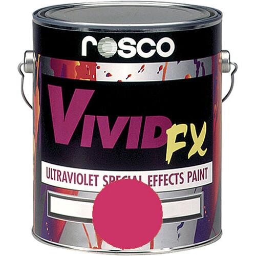 Rosco Vivid FX Paint - Violet - 1 Pt.