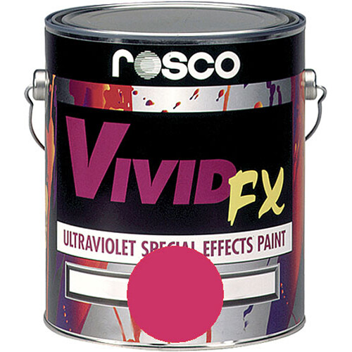 Rosco Vivid FX Paint - Violet - 1 Gal.