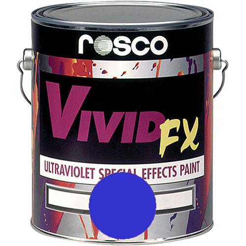 Rosco Vivid FX Paint - Brilliant Blue