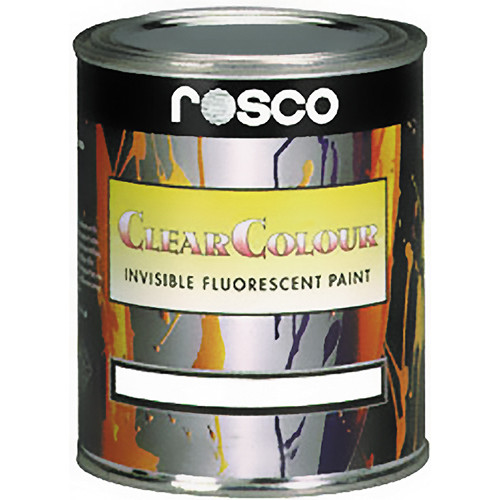 Rosco Clear Color - Yellow - 1 Pt.