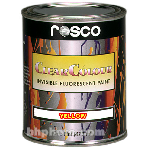 Rosco ClearColor - Yellow - 1 Gallon