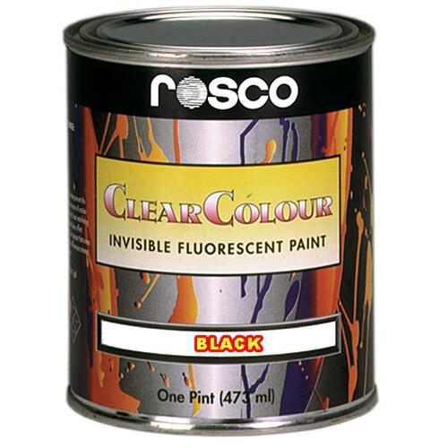 Rosco ClearColor - Black - 1 Gallon
