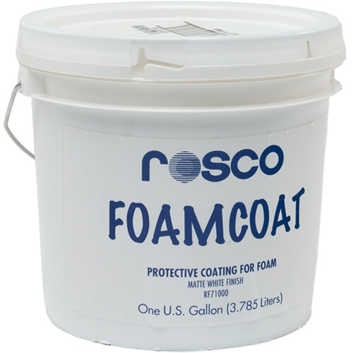 Rosco Foamcoat - 3.5 Gallon (13.3 liters)