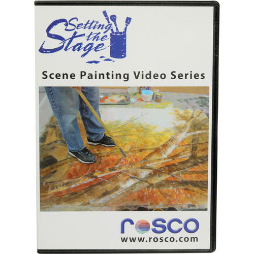 Rosco DVD: Setting the Stage with Cathy Poppe