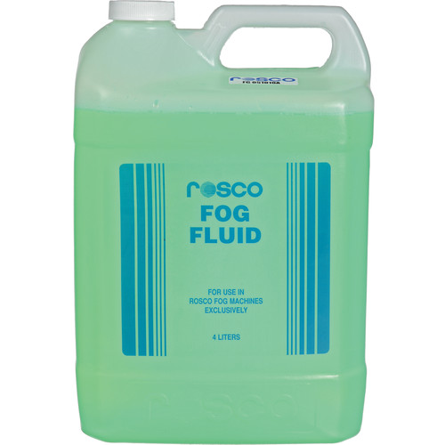 Rosco Rosco Fog Fluid - 4 Liter