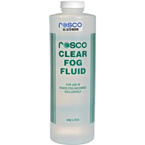 Rosco Rosco Clear Fog Fluid - 1 Liter