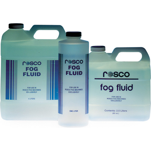 Rosco Clear Fog Fluid - 4 Liter