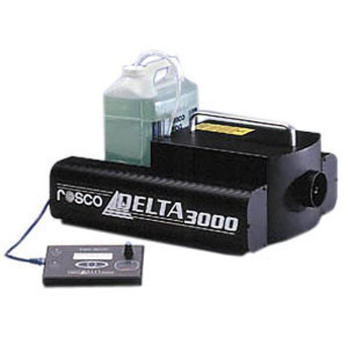 Rosco Delta 3000 Fog Machine - Euro (240V)