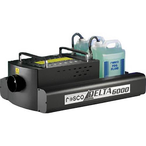 Rosco Delta 6000 Fog Machine (220-240V)