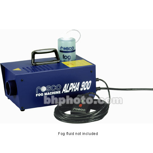 Rosco Alpha 900 Fog Machine (120V)