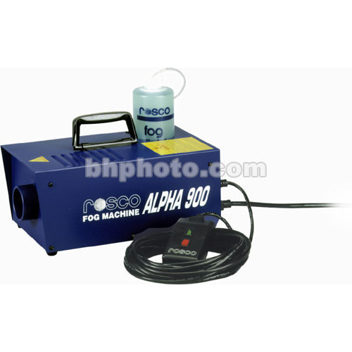 Rosco Alpha 900 Fog Machine (240V AC)