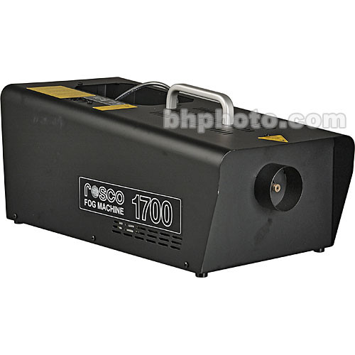 Rosco Model 1700 Fog Machine (120VAC)