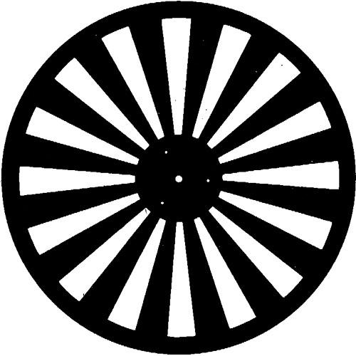 Rosco Flicker Wheel Animation Disc